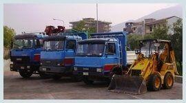 camion trasporto merce