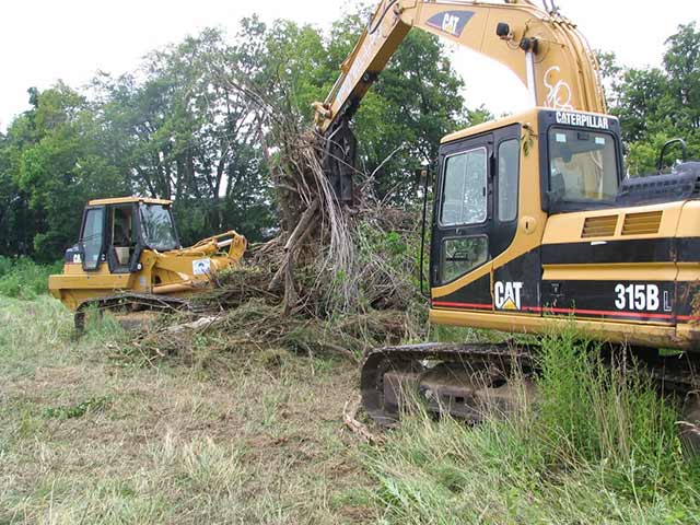 Lexington Tree Service - lot-cleaningexcavation