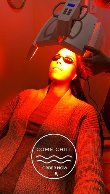 Red Light Facial Therapy Treatments at Chill Space NYC