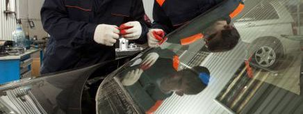 Repairing auto glass in Dunedin