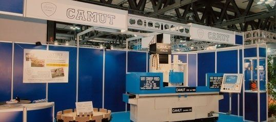 stand camut in fiera