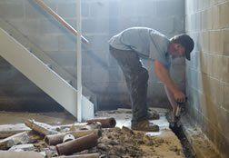 Foundation Wall Crack Repair Buffalo, NY