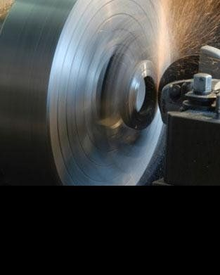 Calandratura dei metalli