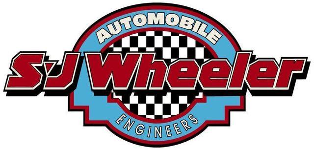 S.J Wheeler logo