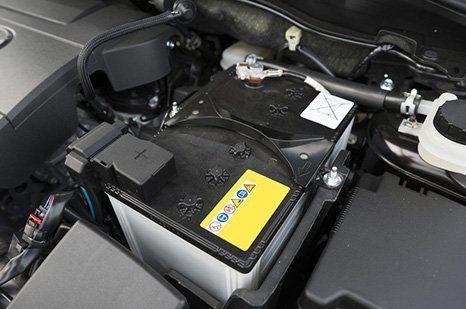car battery servicing