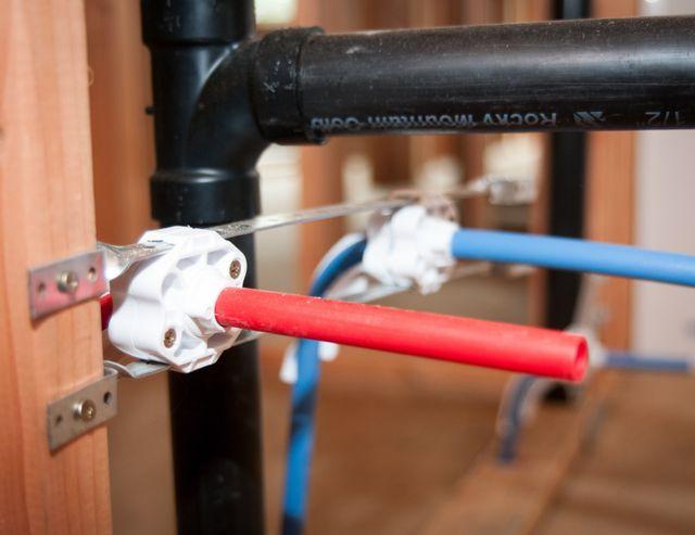 Heat pumps in a Juneau, AK, home