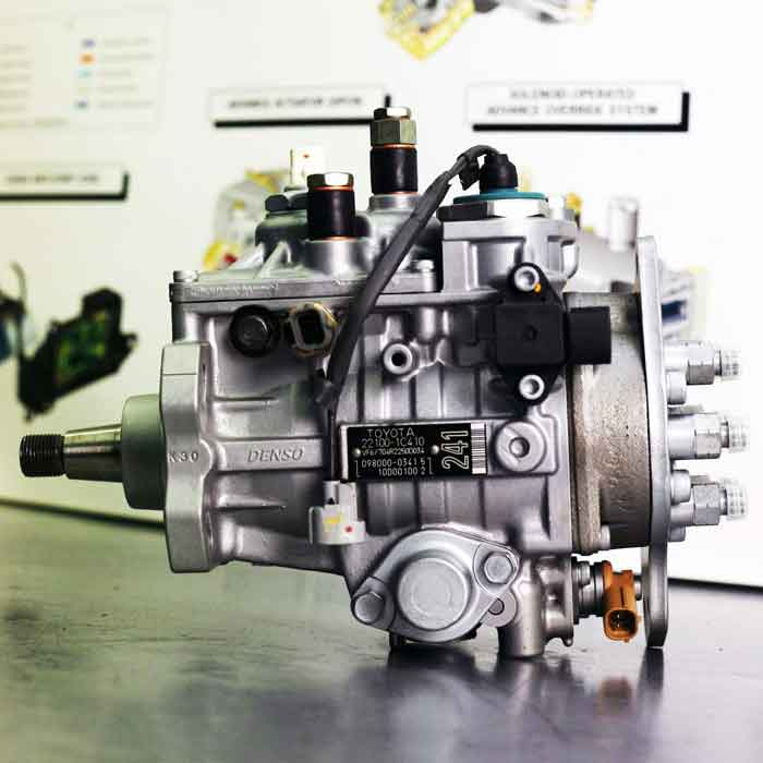 Fuel Systems in Garbutt | All States Diesel Injection