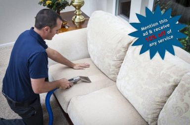 Expert Providing Professional Upholstery Cleaning In Cincinnati, Ohio