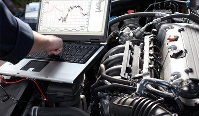 computerised engine testing