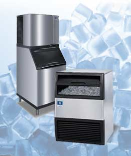 two ice machines