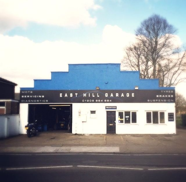 east hill garage motor mechanics in colchester essex