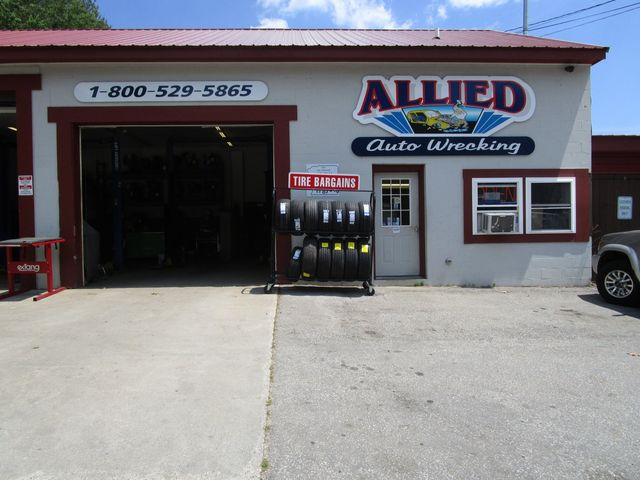 Used Auto Parts Nh >> Used Auto Parts Weare Nh Allied Auto Wrecking