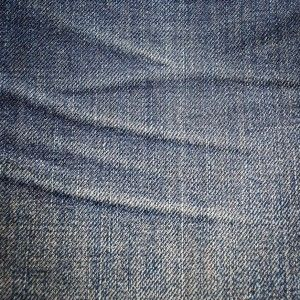 Repair and alteration of denim clothing