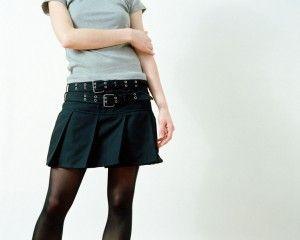 Hem on skirt done