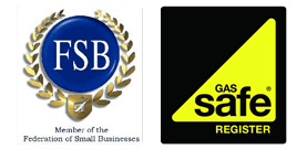 FSB and Gas Safe Logo