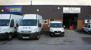 Courier - Chesterfield - Tlt Transport Ltd - TLT transport