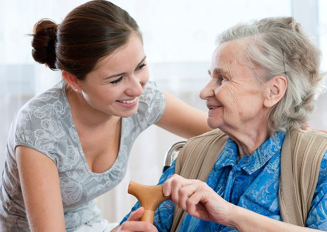 Woman who needs dementia care in Milford, OH