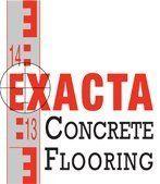 EXACTA CONCRETE FLOORING logo