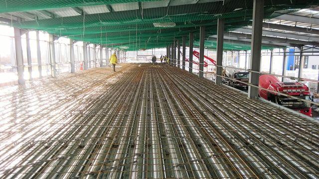 high-quality concrete