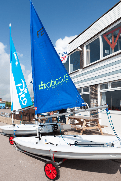 Abacus Letting Services at Felpham Sailing Club