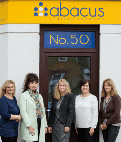 Team at Abacus Letting Services
