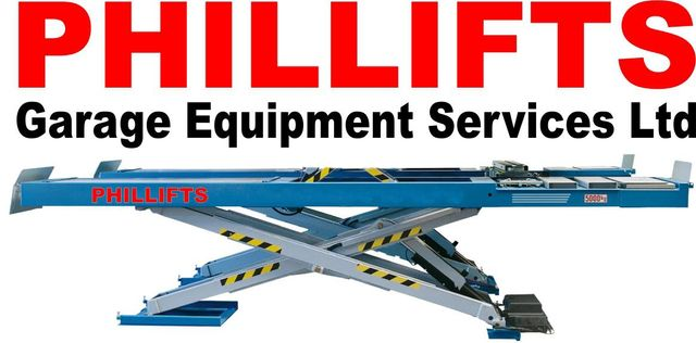 Phillifts Garage Equipment Services Ltd company logo