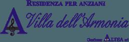 VILLA DELL'ARMONIA - LOGO