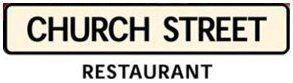 Church Street Restaurant logo