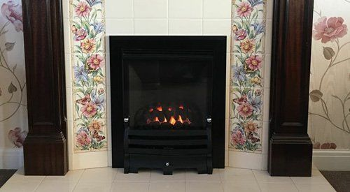 nanaimo heater fireplace furnace home installers water flame blue