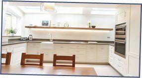 kitchen installation - Lichfield - Arrowgas Ltd - kitchen