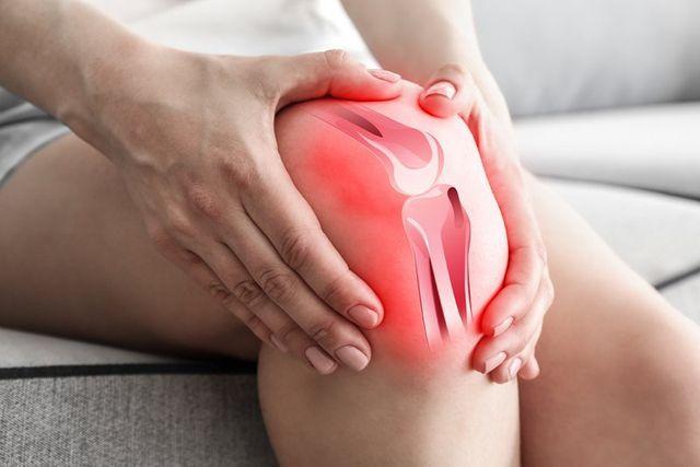 infiammazione ginocchio