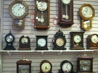 Wall Clocks Palo Alto, CA