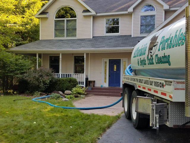 Septic Cleaning & Pumping | Great Lakes Bay, MI | Affordable