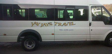 minibus for airport transfer