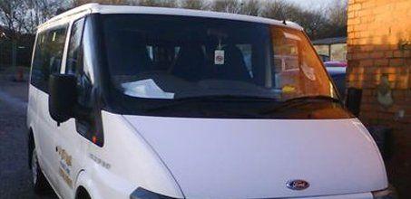 private minibus
