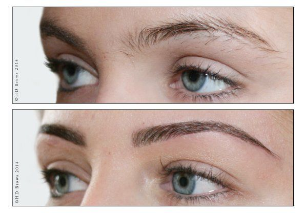 5f750924524 As a branded treatment, every procedure is performed using the specially  formulated High Definition Brows professional range of products, ensuring  the ...