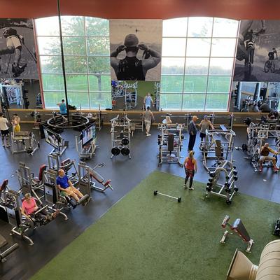 Meridian Idaho Fitness Club And Gym Axiom Fitness