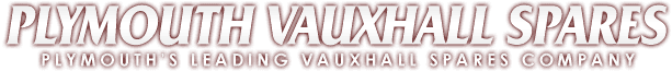 Plymouth Vauxhall Spares logo
