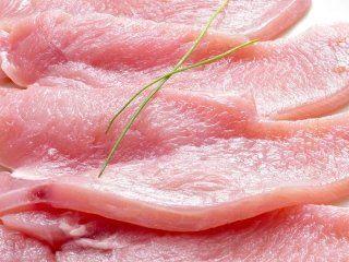 della carne bianca