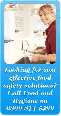 Food safety - Warwickshire - Food and Hygiene - Looking for cost effective food safety solutions