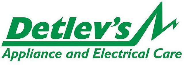 detlev's appliance and electrical care logo