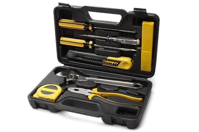 Tools used with oven installation in Canberra