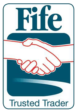 Trusted trader in Fife logo
