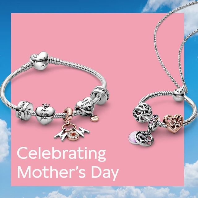 New Pandora Mother S Day Collection