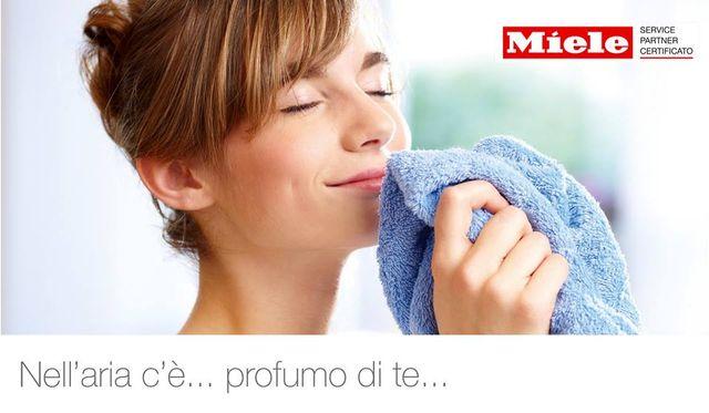 profumatori per asciugatrice Miele
