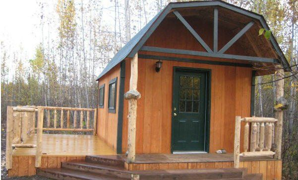One of our storage sheds in Anchorage, AK