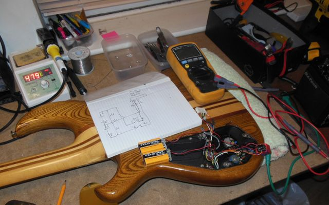 Electric Guitar Pickup Troubleshooting : electric guitar repairs guitar pickup repair replacements ~ Hamham.info Haus und Dekorationen