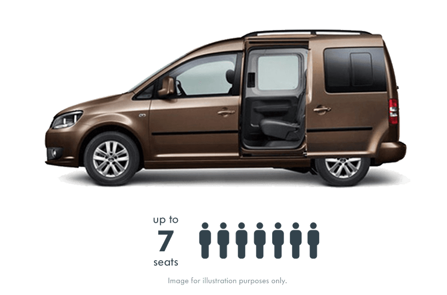 volkswagen caddy maxi life dealer in london smg vw vans. Black Bedroom Furniture Sets. Home Design Ideas