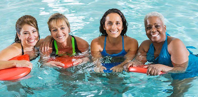 6 Reasons Swimming Lessons are Important at Any Age