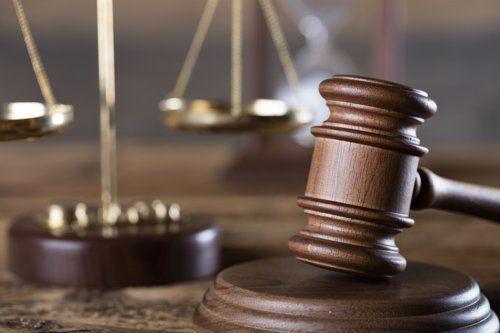 Martelletto usato dai giudici